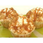 Wicked Banana Cream Pie Cupcakes