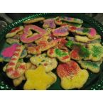 Mum's Cut Out Cookies