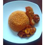 My Favorite Jollof Rice