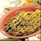 Image of Asparagus Au Gratin, Bakespace
