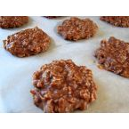 Mom's Chocolate Oatmeal Cookies (From Grandma Dot)