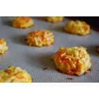 Carrot Apple Cheddar Bites