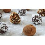 Chocolate Mashed Potato Truffles