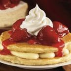 GF IHOP NEW YORK CHEESECAKE PANCAKES
