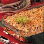 Image of Almond Turkey Casserole, Bakespace