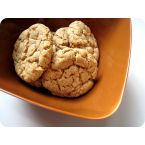 Mini Vegan (egg and butter free) Oatmeal Cookies