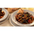 Spanish Chorizo and Mussel Stew