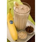 Banana Jack  Oatmeal Smoothie