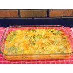 Broccoli Cheese Casserole