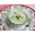 Elegant Broccoli Cheese Soup
