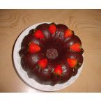 Chocolate Bundt Cake with Glaze