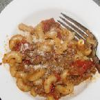 Homemade Hamburger Helper Skillet