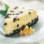 Light Chocolate Chip Cheesecake