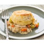 Chicken & Biscuit Bake