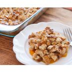 Crusty Peach Cobbler