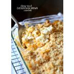Cheesy Ranch Hash Brown Casserole