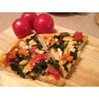 Gen's Vegetable Love Pizza
