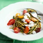Pasta Salad With Zucchini And Summer Squash Recipe