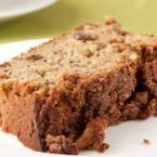 GLUTEN AND DAIRY FREE APPLE ZUCCHINI SPICE BREAD