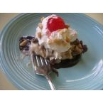 Peanut Butter Hot Fudge Sundae Pie