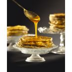 Homemade Pancake Recipe - Chieftain Pancakes with Golden Golden Syrup