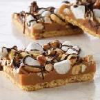 Caramel Crunch Bars