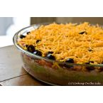 Cousin Michael's Seven Layer Dip