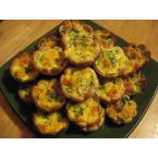Jeannie's Little Quiches