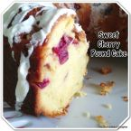 Sweet Cherry Pound Cake