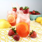 Loaded Strawberry Lemonade