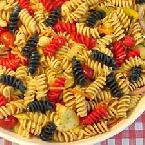 Tri-colored Pasta Salad