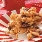 Sue's Mixed Nut Brittle