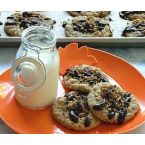 Autumn Butter Pecan Cookies