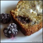 Blackberry-Rhubarb Cardamom Bread