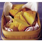 Cornbread wedges