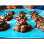 Chocolate Nut Clusters