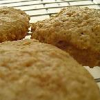 Honey-spiced scones