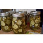 Bread and Butter Pickles – Uncle Michael's favorite