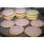 Lighter Sugar Cookies - Gluten-Free