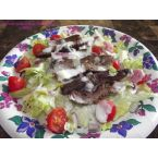 Leftover Steak & Blue Cheese Salad