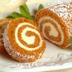 Mary's Pumpkin Roll