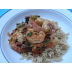 Low Fat Southwestern Shrimp