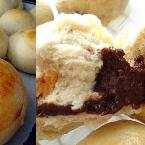 Banana Chocolate Custard Bread