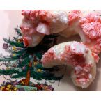 Sue's Peppermint Crescents