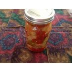 Escabeche of Sweet Peppers