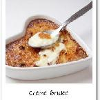 Image of Alton Brown's Vanilla Bean Creme Brulee, Bakespace