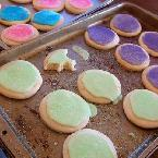 Soft Cutout Sugar Cookies