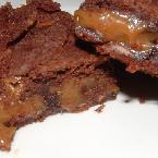 Caramel Fjord Brownies