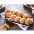 Pecorino and Parmigiano Reggiano Cheese Biscuits