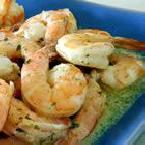 Butter Shrimp Scampi Bake